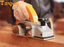 Free shipping multifunctional portable woodworking plane light high power electric household electric tool  Electric Planer