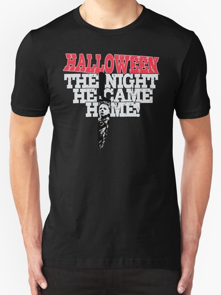 New Michael Myers - Halloween Gift Mens T-shirt T Shirts Casual Brand Clothing Cotton