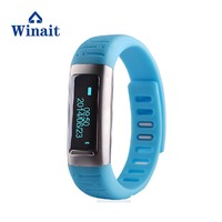 Winait Popular U9 Smart Bracelet With Phone Book SMS Time Sync