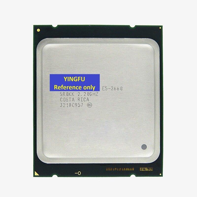 CPU E5-2660 C2 SR0KK LGA2011 CPU Processor 8 CORE 2.20GHz 20M 8GT/s 95W  E5 2660 C2 e5-2660C2 Tested 100% workingCPU E5-2660 C2 SR0KK LGA2011 CPU Processor 8 CORE 2.20GHz 20M 8GT/s 95W  E5 2660 C2 e5-2660C2 Tested 100% working