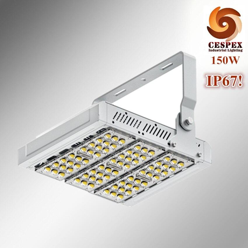 16500lm high brightness 5 years warranty die cast aluminum alloy IP67 150w LED stadium light soccer football field LED light