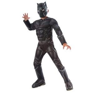 Image 1 - בני מלחמת אזרחי שחור פנתר Deluxe תלבושות