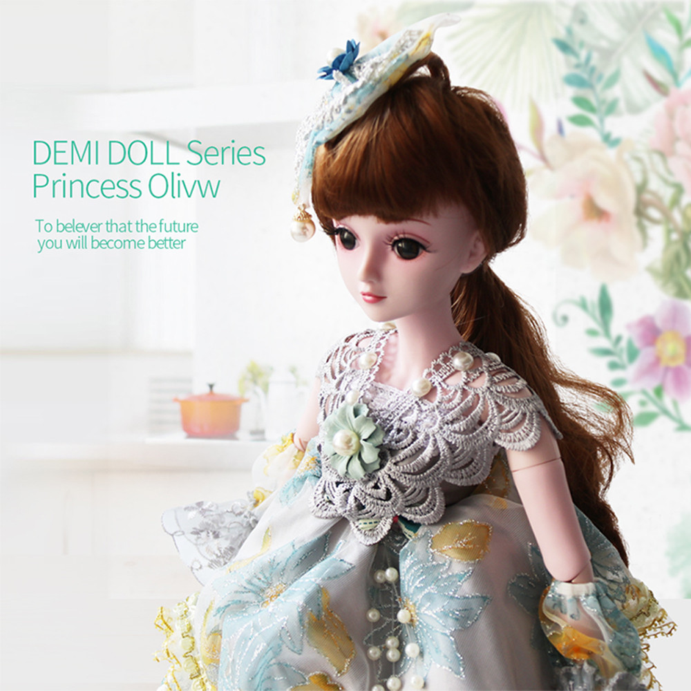 New Gift BJD Doll SD Doll 60cm24inch Princess Cute Bride for Girl Gift and Dolls Collection Drop Shipping