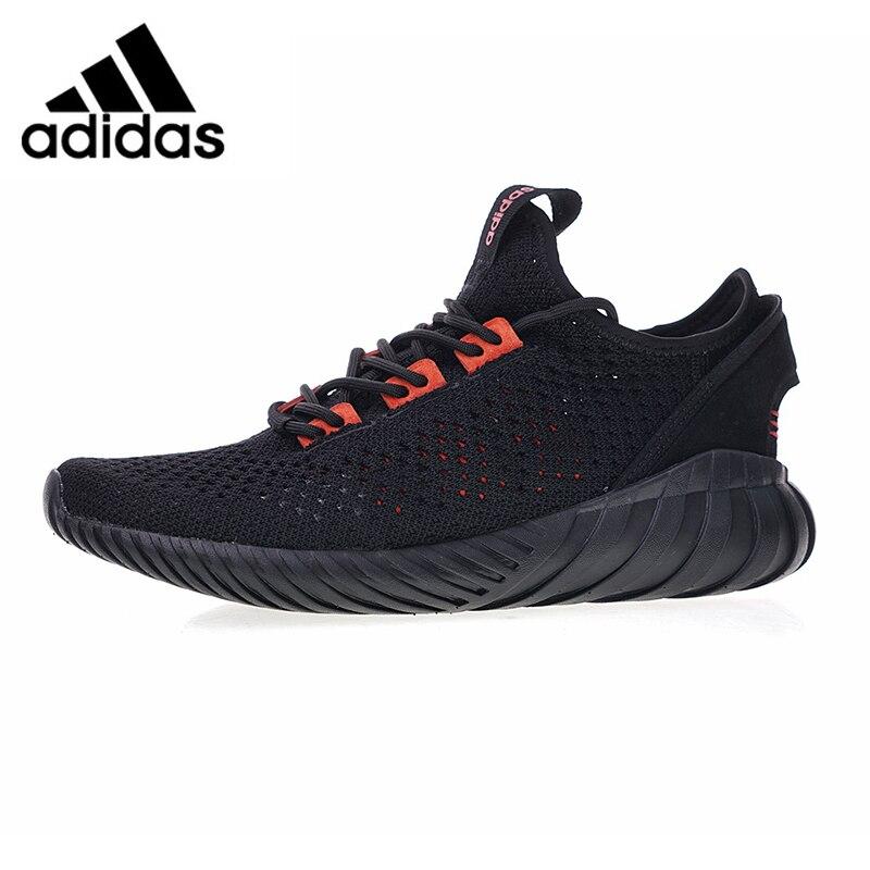 Adidas Tubular Doom Sock Primeknit Men's Running Shoes ,Black,shock-absorbing Breathable Wear-resistant Lightweight CG5509 water absorbing oil absorbing cleaning cloth
