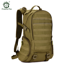 35L Military Tactical Assault Pack Backpack Army Molle Waterproof Bug Out Bag Small Rucksack for Outdoor