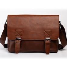 Famous Brand Leather Men Bag Shoulder Bag