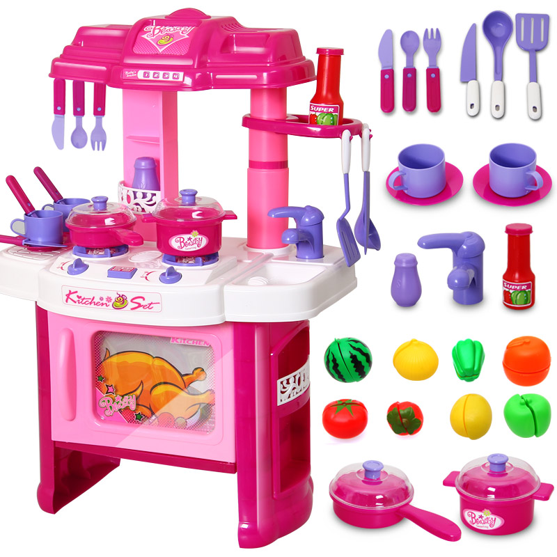 Child Toy Girls Kitchen Toys Set Baby Diy Musical Baby Shampoo Baby Bedding Sets On Salebaby Learning Toys Aliexpress