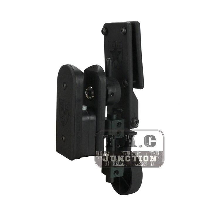 IPSC Glock USPSA IDPA Profession tir compétition vitesse tirage rapide tireur réglable à droite et à gauche pistolet étui