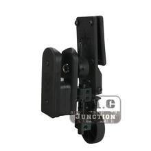 Кобура IPSC USPSA IDPA для профессиональной стрельбы, скоростной стрельбы, регулируемый кобура для стрельбы с правой и левой рукой