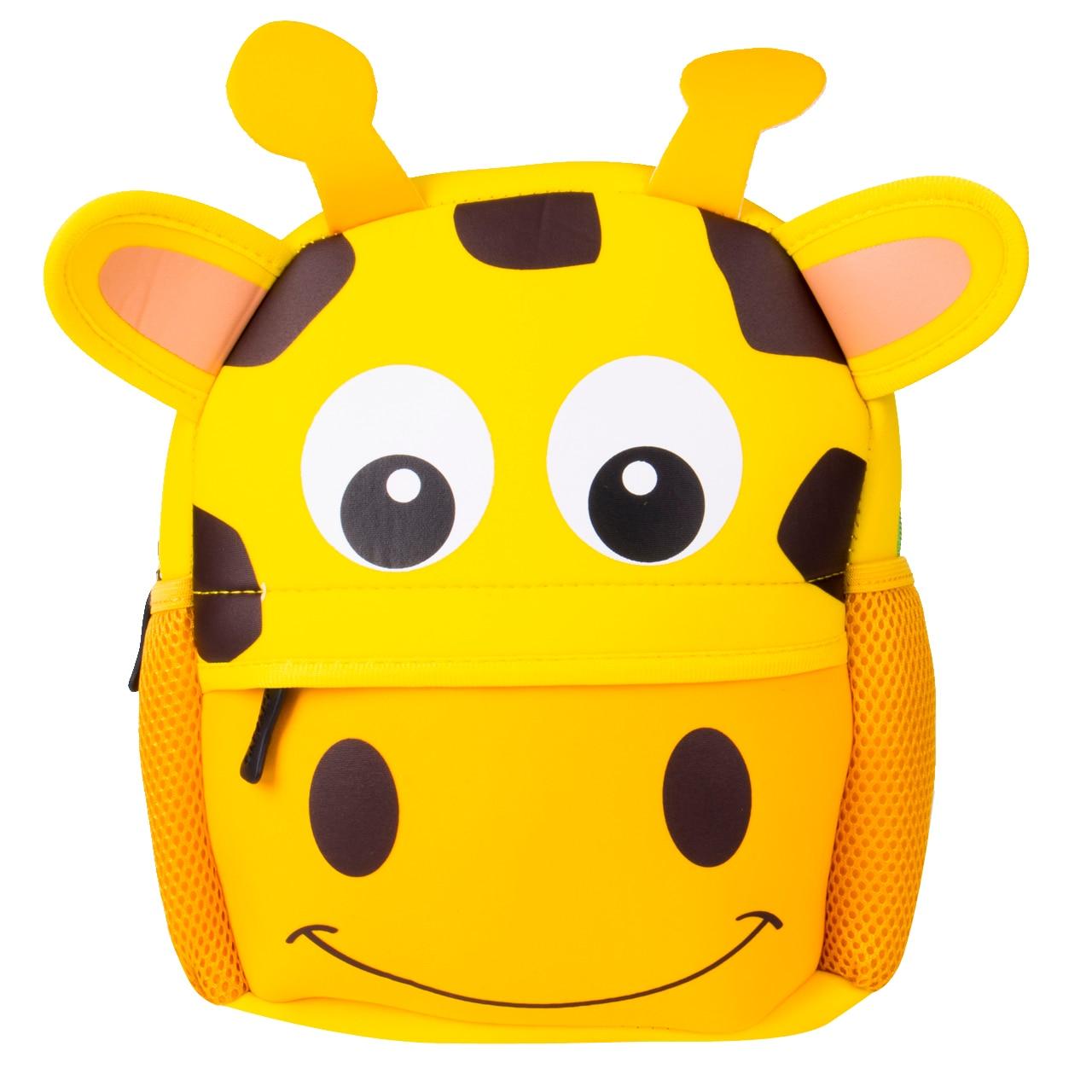 Cute Kid Toddler School Bags Backpack Kindergarten Schoolbag 3D Cartoon Animal Bag