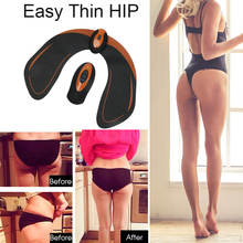EMS Hips Muscle Stimulator Rechargeable Abdominal Belt ABS Fitness Wearable