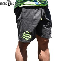 The Men S Cotton For The 2017 Summer Fitness Brand New Shorts Is Of High Quality
