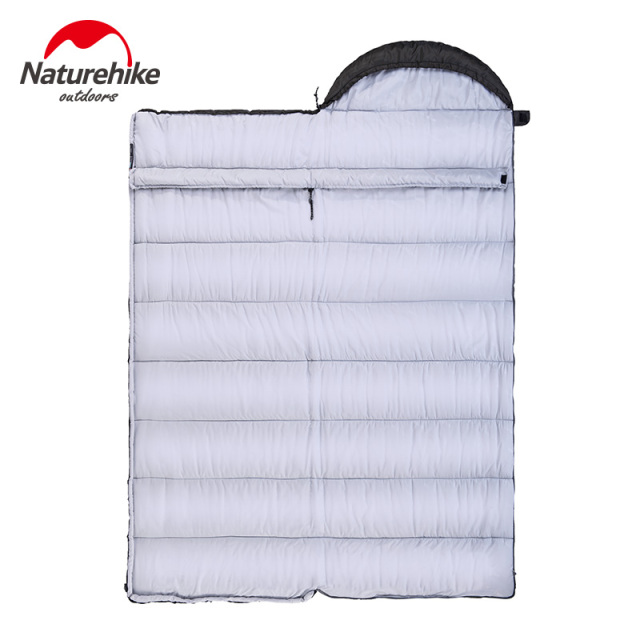 Naturehike Outdoor camping adult Sleeping bag waterproof keep warm three season spring summer sleeping bag for Camping Travel 4