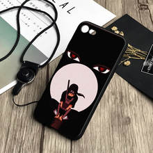 Naruto Soft Silicone Case For iPhone