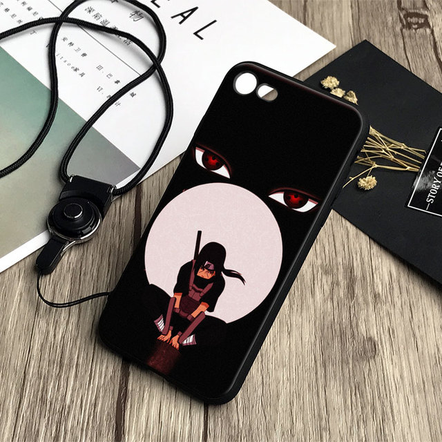 coque iphone 5 naruto itachi