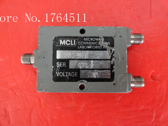 [BELLA] A Two MCLI Power Divider PS2-3/S SMA