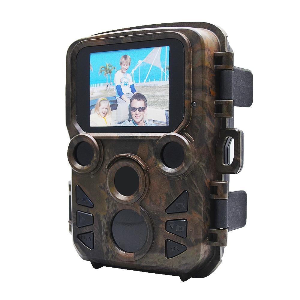 12MP 1080 P Mini H501 caméra de chasse jeu de chasse caméra Photo piège caméra de repérage de la faune en plein air