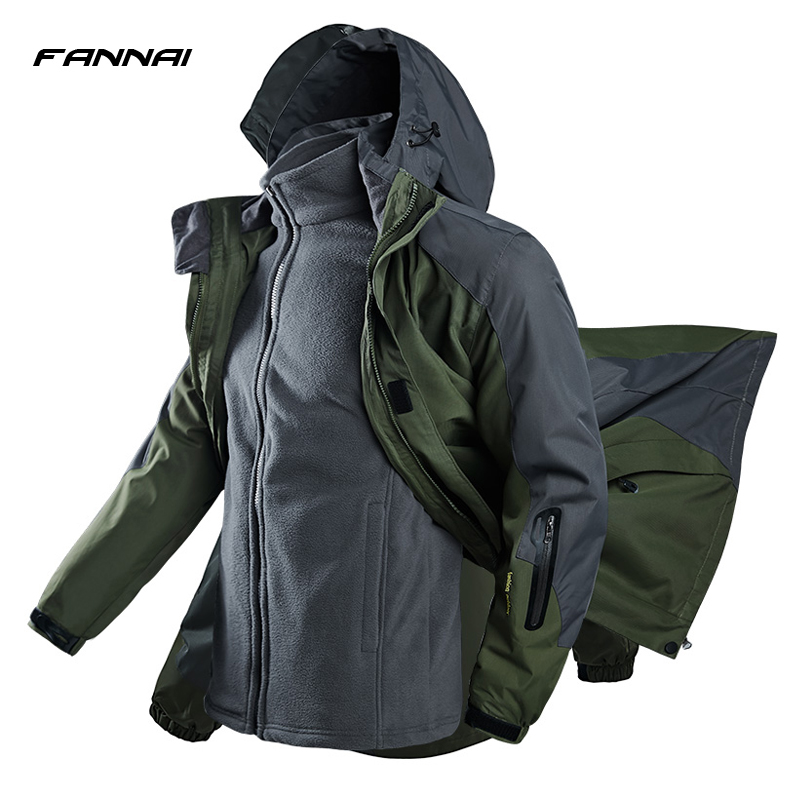 Men Women Winter Waterproof Fleece Heated Jacket Hiking Outdoor Camping Climbing Softshell Coat windbreaker Thicken Jackets цена