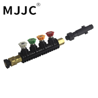 Water Spray Lance Water Wand Nozzle For Nilfisk Rounded Fitting Stihle Gerni Pressure Washers