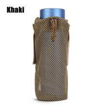 Buy HobbyLane Tactical Water Bag Water Bottle Pouch Military Pack Camouflage Gear Waist Back Plus Pack for Sport Camping Hiking directly from merchant!