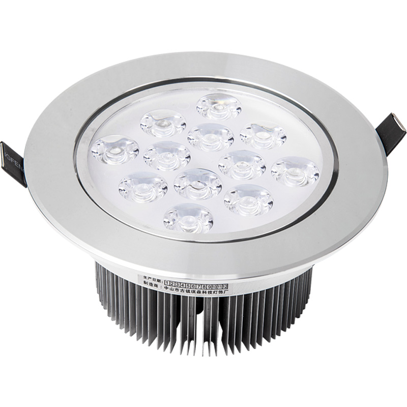 Dimmable 9W 12W 15W 21W 27W 36W LED Ceiling Recessed Spot Lamp Panel Down Light