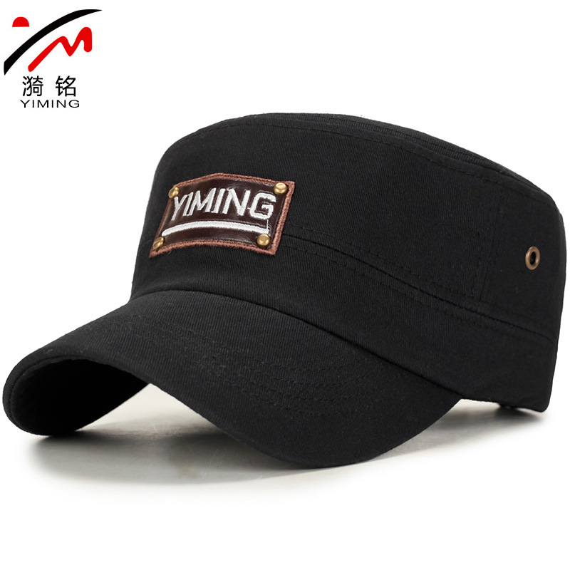 hat new men's baseball cap spring and autumn outdoor sports and leisure old man dad single cap