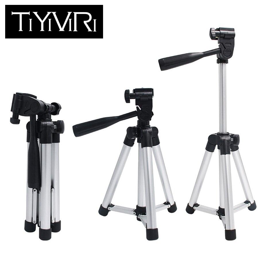 TiYiViRi Nouveau Léger Smartphone Caméra Trépied avec Culbuteur Pour Mobile Téléphone Pour Gopro Canon Mini gorillapod Trépied Stand