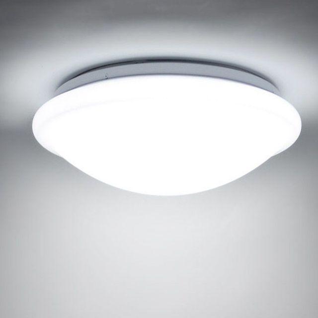 GLW 16 W Radar Motion Sensor LED Plafond Verlichting Koud wit Opbouw ...