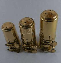 Saxophone Accessories: sax ligature and cap  alto sax or/tenor sax or/ soprano
