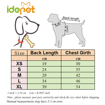 Velvet Warm Dog Coat 5