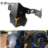 Motorbike Mudguards For Kawasaki Z900 ER6F ER6N Versys 650 ZX6R ZX10R Motorcycle CNC Aluminum Alloy Rear Fender Bracket Z 900