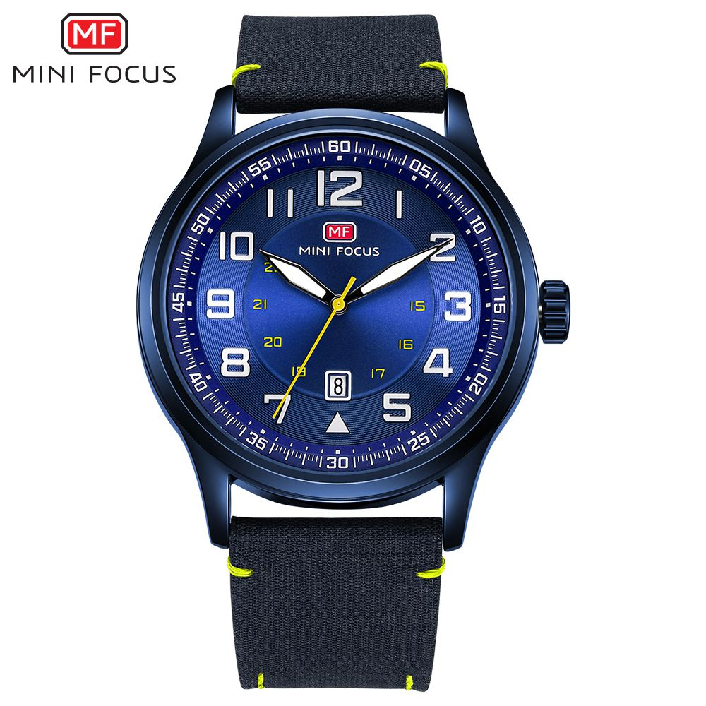 Relogio Masculino MINI FOCUS 2018 New Quartz Watch Top Brand Fashion Men Wrist Watches Famous Male Clock Hodinky Montre Homme watch men watches top brand luxury relogio masculino montre homme 2017 quartz famous faux leather male clock dropshipping