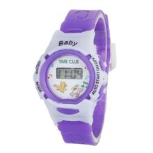 Colorful Boys Girls Students Time Electronic Digital Wrist Sport Watch Children Boy&Girl Fashion Watch Saat Relogio Masculino