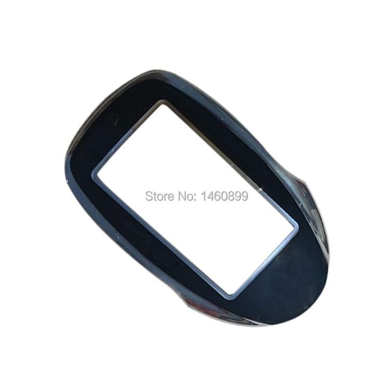 M7 Body Case Keychain Glass Cover For 2 Way Car Alarm Scher Khan M7 M9 Lcd Remote Control Scher-Khan Magicar 7 8 9 10 11 12