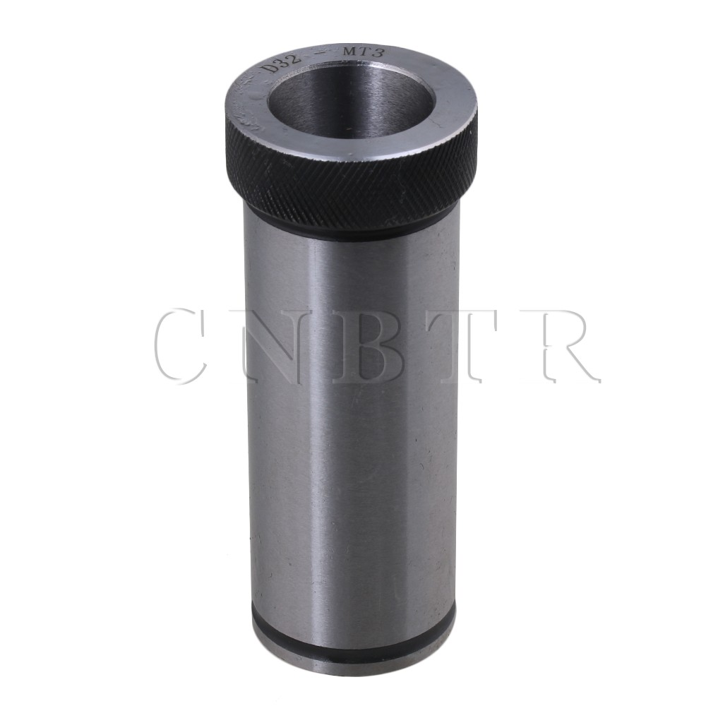 цена на CNBTR Lathe Milling D32-MT3 Arbor Morse Taper Adapter Reducing Drill Sleeve