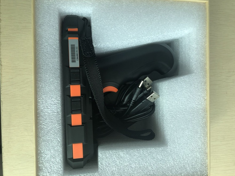 GSM Android 7.0 Barcode Scanner 1D 2D