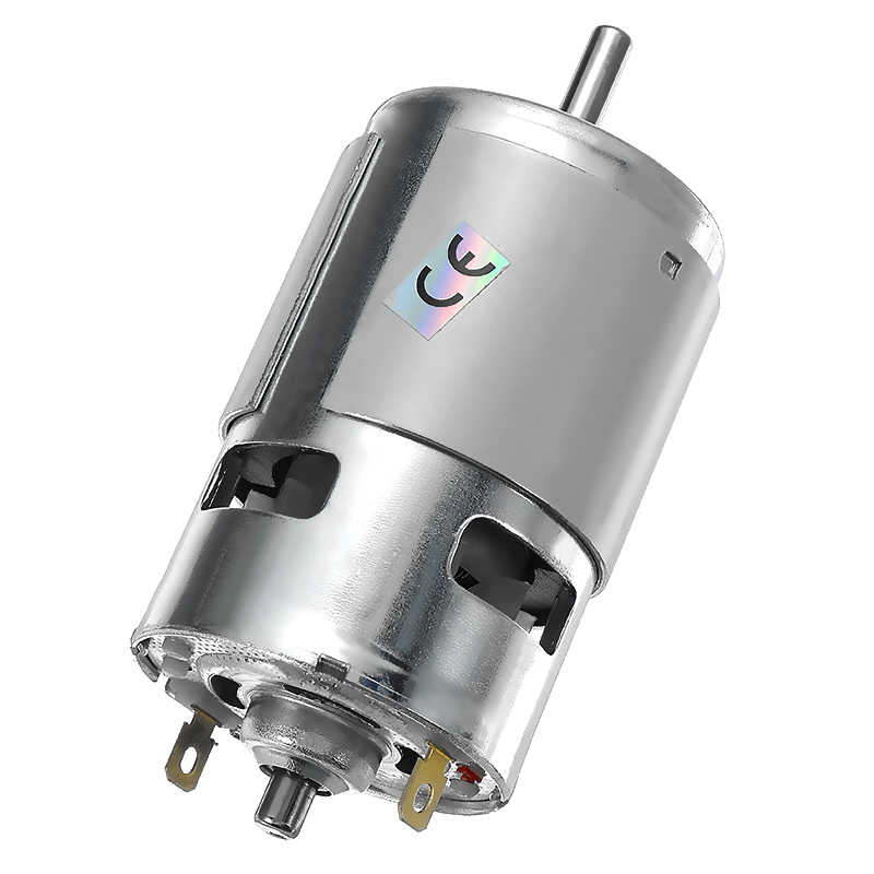 1PC DC 775 24V 15000RPM High Speed Large torque DC Motor Electric Power Tool New Motors & Parts DC Motor