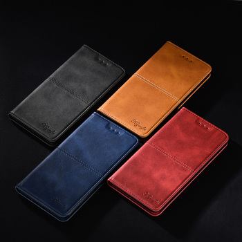 Flip Magnetic phone Case For Xiaomi Redmi Note4 Leather Cover Luxury Coque Redmi note 4 Silicone Shockproof Wallet Holder Fundas