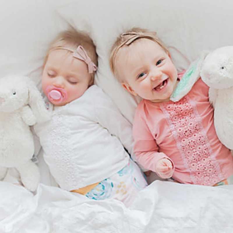 3 Pcs/set Anak-anak Bayi Gadis Bunga Ikat Kepala Busur Elastis Putri Liburan Aksesoris Rambut Pesta Bayi Fotografi Band Hiasan Kepala