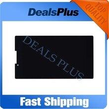 Ersatz neue lcd display touch screen für lenovo tab 2 a7-30 a7-30hc a7-30dc weiß schwarz 7-zoll kostenloser versand