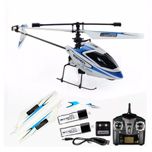 RC Helicopter with Spare Blades