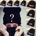 Fashion Cap Men Casual Hip-Hop Hats Knitted Wool Skullies Beanie Hat Warm Winter Hat for Women Drop Shipping