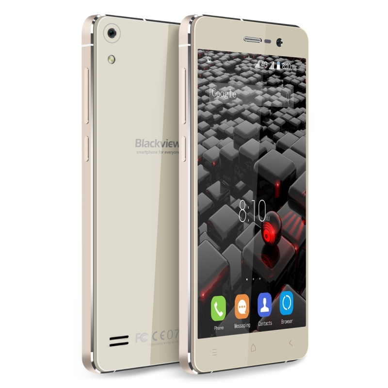 Blackview Omega Pro RAM 3GB ROM 16GB 5 inch HD IPS Screen Android 5 1 4G