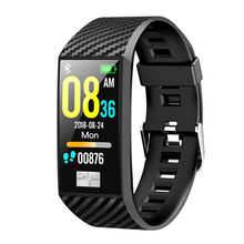 Dt58 Thin Smart Bracelet Women Band Heart Rate Color Screen Wristband Watches Waterproof Activity Fitness Tracker Smartwatch