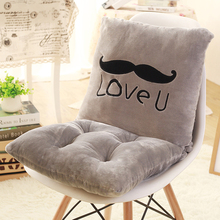 Animal Cotton Cushion S Pillow  Home Decor Cute Mat Drinking Chair Pads Funny Mats  Cojines Sofa Lounge Cushions 50B0190