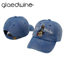 46eb9b3daafc7 Glaedwine 2018 sombrero del papá negro amor y baloncesto Embroid Gorras  Snapback gorra de béisbol película OG 90 s Vtg Hip Hop s.