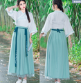 2016 hot Traditional Chinese Han Clothing Costume clothes fairy tang suit hanfu guzheng costume fairies dresses for women dress