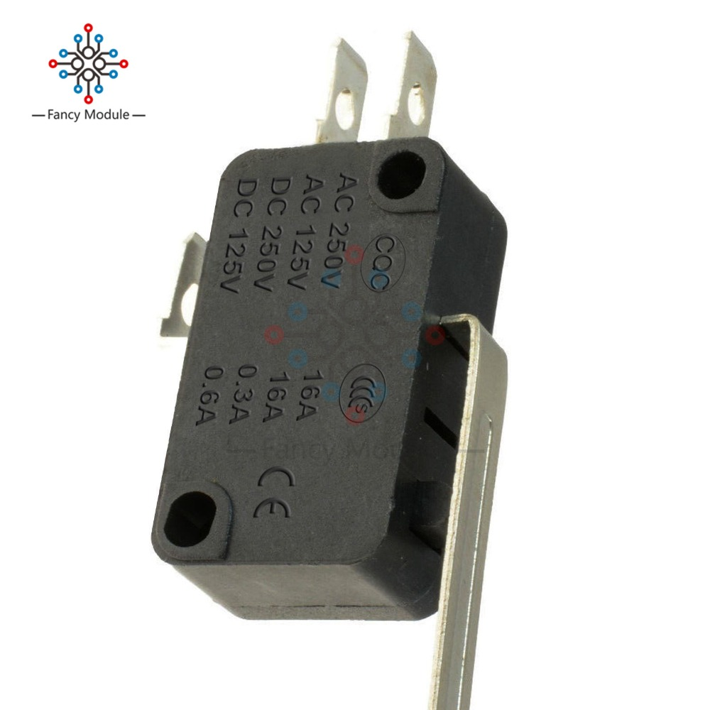 Medium Lever V3 Microswitch SPDT 16A Micro Switch