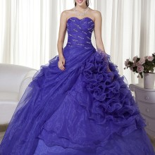 cecelle Ball Gown Quinceanera Dresse Floor Length