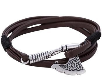 Viking Rune Norse Celtics Hammer Bracelet